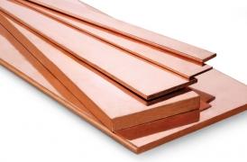 Vörösréz rudak és lemezek - előnézeti képe